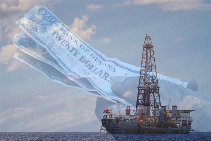 New oil discoveries in Guyana