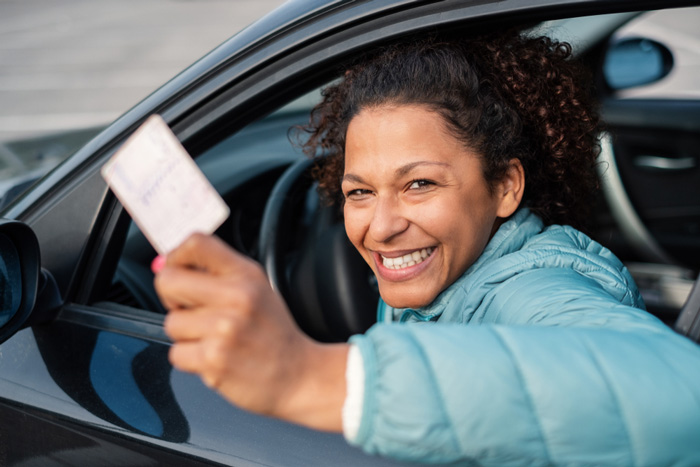 Presenting Driver's Licenses for All
