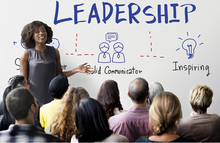 Getting Women into Leadership