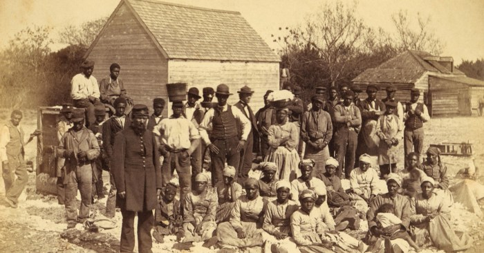 Enslaved people's health was ignored from the country's beginning, laying the groundwork for today's health disparities