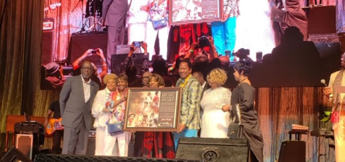 Aretha Franklin Celebrated by NYC Council Member Andy King & Gospel Greats