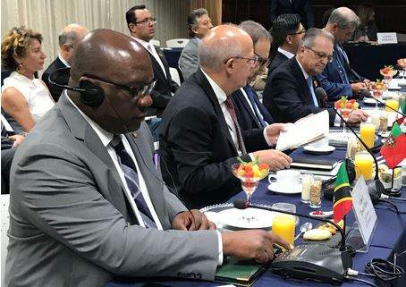 CARICOM warns of elusive peace in Venezuela