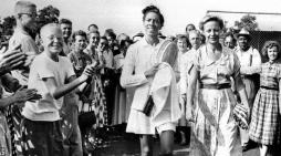 Althea Gibson: The pioneering champion America forgot
