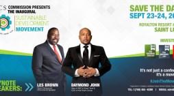 OECS Announces Inaugural Sustainable Development Movement