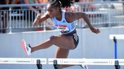 World-Record Holder Keni Harrison Focused On 60m Hurdles in 113th NYRR Millrose Games