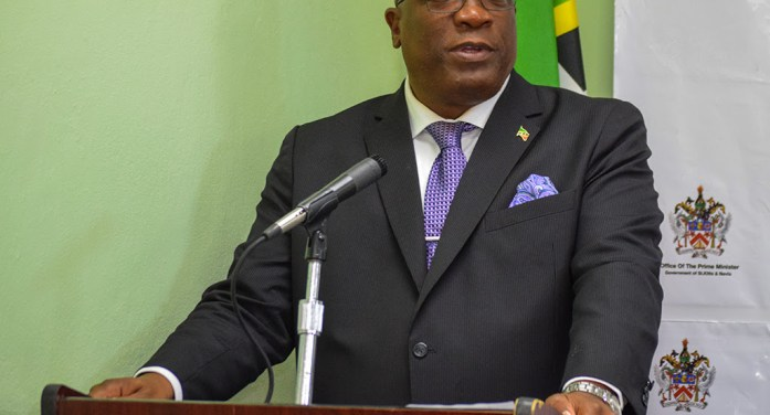 Prime Minister Harris' Opening Statement at His First Press Conference for 2020
