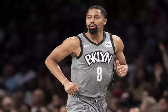 The NBA's Spencer Dinwiddie Has Something to Sell You: His Contract