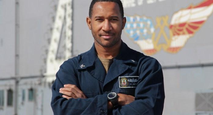 Son of Brooklyn Resident Patrols the Sea Aboard Naval Warship