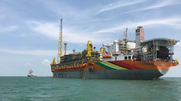 Guyana's First Shipment of Crude Oil off to United States