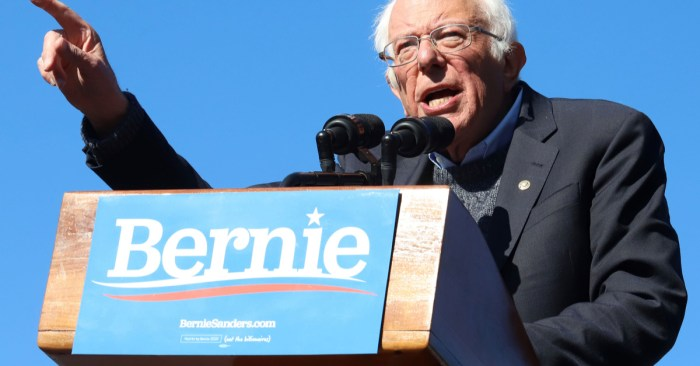 Bernie 2020 Announces Slate of New York Endorsements