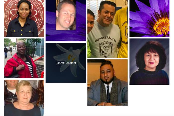 Teachers Union Compiles Own COVID-19 Death Tally Amid City Silence