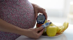 Gestational diabetes and a healthy baby? Yes. It can be a scary diagnosis, but it's one that's fairly common.