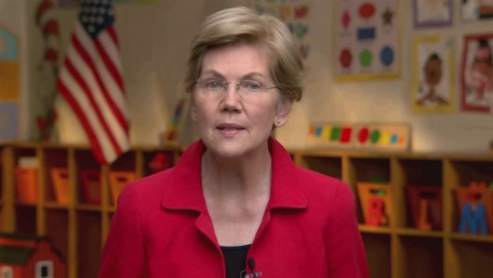 Watch Sen. Elizabeth Warren's Full Speech At The 2020 DNC