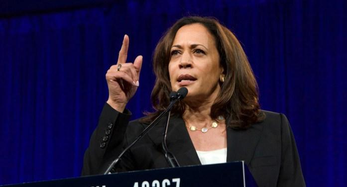 Biden VP pick: Kamala Harris chosen as running mate
