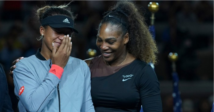Naomi Osaka and Serena Williams top as tennis dominates rich list