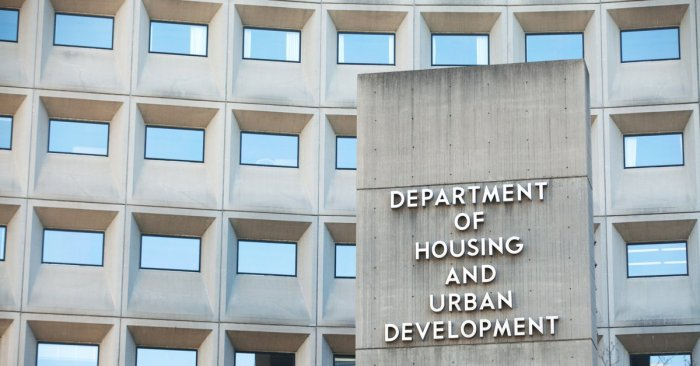 HUD Urges Localities To Prevent Evictions By Using Grant Funds