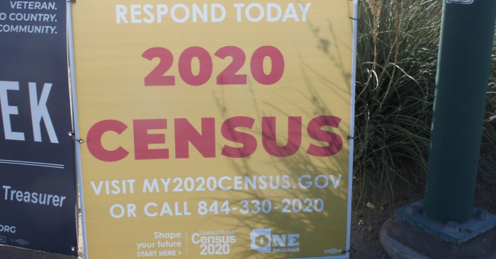 New Deadline For Your Census 2020 Response is Thursday Oct. 15