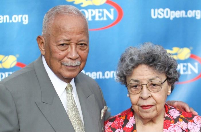 Joyce Dinkins, wife of former NYC Mayor David Dinkins, passes away