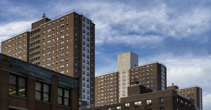 NYCHA'S Lead Paint Crisis Explodes as Known Number of Apartments Where Kids Risk Exposure Triples