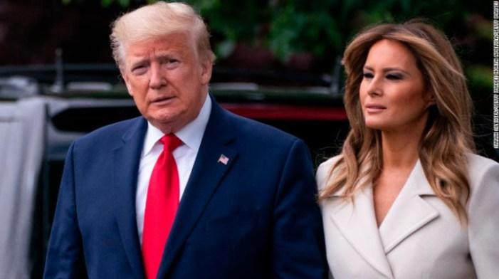 Trump's Coronavirus diagnosis throws election into chaos, threatens governing crisis