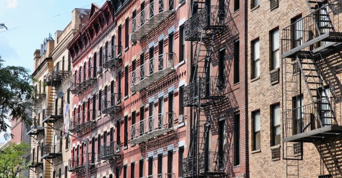 Only 15,000 People Met New York's Criteria for Rent Relief
