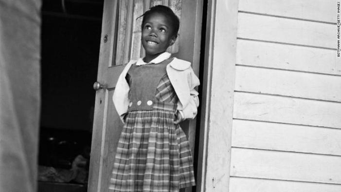 60 years ago today, 6-year-old Ruby Bridges walked to school and showed how even first graders can be trailblazers