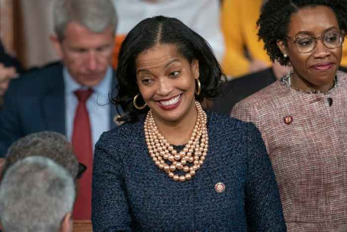 A record number of women will serve in the 117th Congress, including at least 51 women of color
