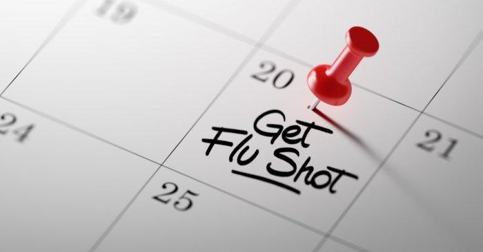 Seniors: Get Your Flu Shot – It's Important!