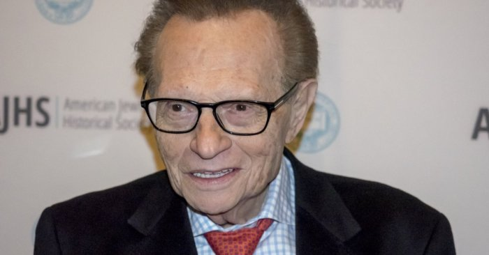 Larry King, television and radio journalism royalty, dies at 87