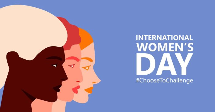 For International Women's Day 2021 and beyond will you #ChooseToChallenge​?