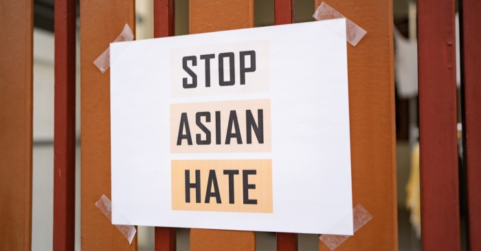Racism is behind anti-Asian American violence, even when it's not a hate crime