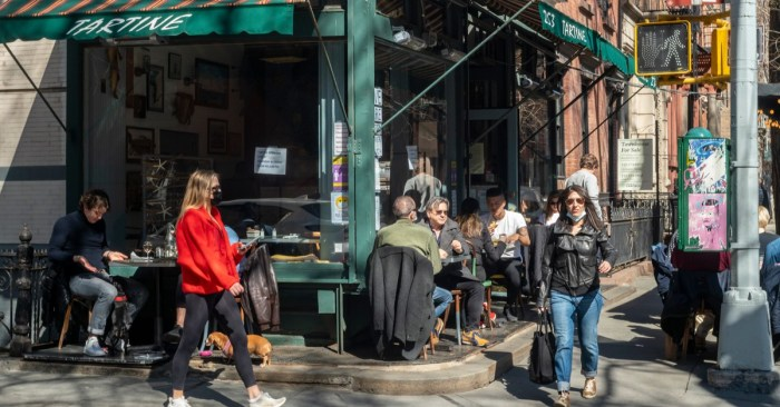 Reviving New York City Restaurants