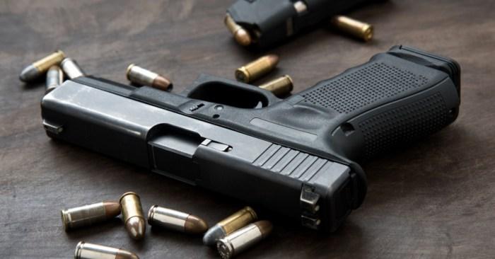 Pastor Michael Grady Testifies About Ending the gun Violence Epidemic in America