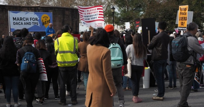 Immigrants, Working People and Progressive Coalitions Turn Out on May Day with One Message: Citizenship Now!