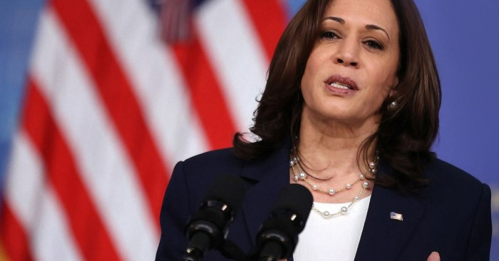 As America reckons with racism, Kamala Harris puts her identity as the first Black VP front and center