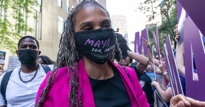 'We Have a Path to Victory': Maya Wiley Predicts Winning NYC Mayoral Race After Ranked Votes Are Counted