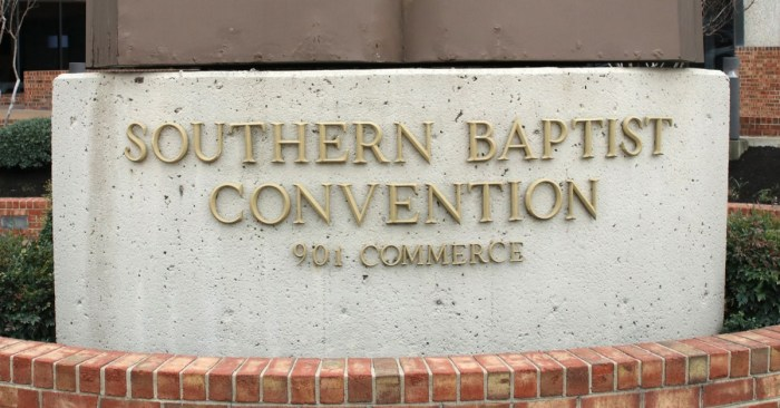 The Southern Baptist Church is Going to Hell in a Handbasket