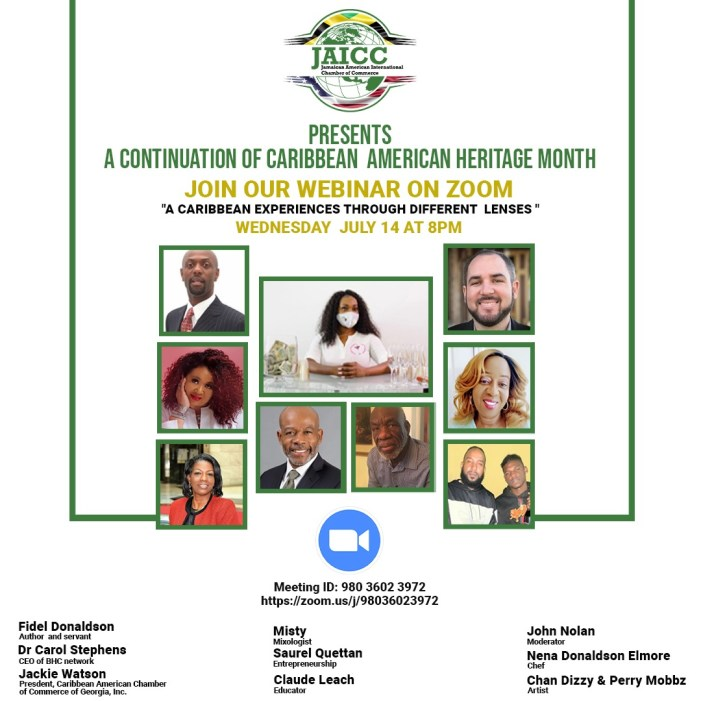 JAICC: A Continuation of Caribbean American Heritage Month