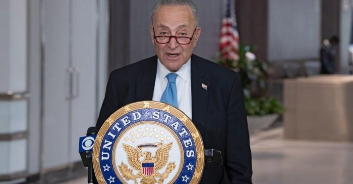 Senator Chuck Schumer Proposes Decriminalization of Marijuana at the Federal Level