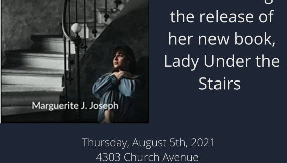Saint Lucian Author Jennifer Joseph to hold New York City Book Launch