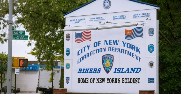 Rikers Detainee Endured 'Horrible Conditions' Before Dying in Cell, Jails Overseer Finds