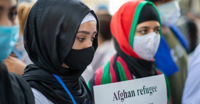 Afghanistan: How Many Refugees are There and Where Will They Go?