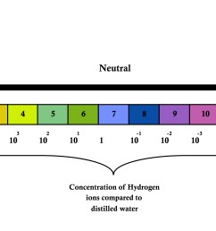 diagram of ph acidity scale [ 4329 x 1925 Pixel ]