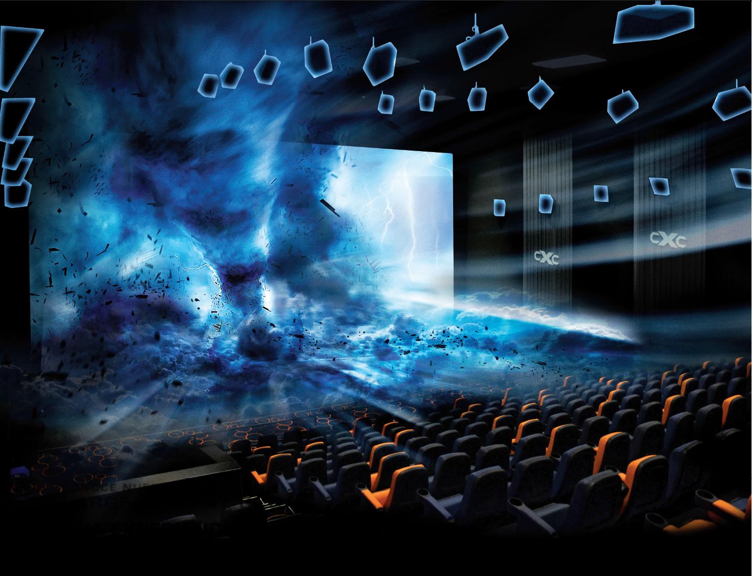 Caribbean Cinemas  Caribbean Cinemas Extreme  CXC