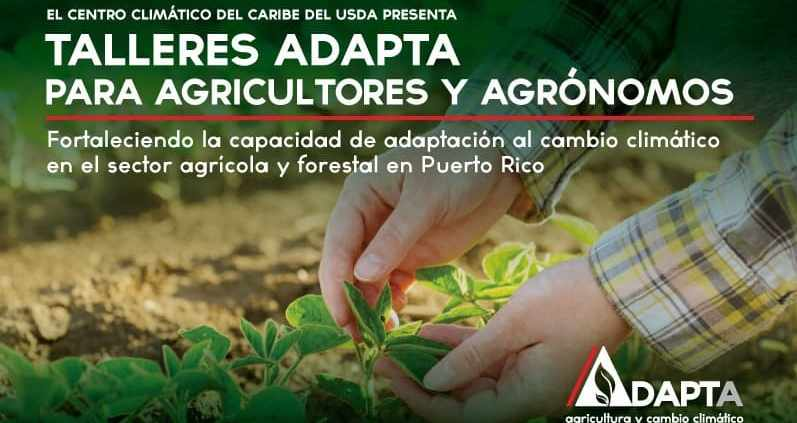 ADAPTA Workshops Flyer