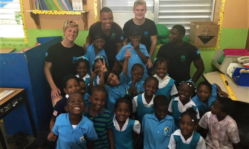 Volunteer as a classroom assistant in St Lucia