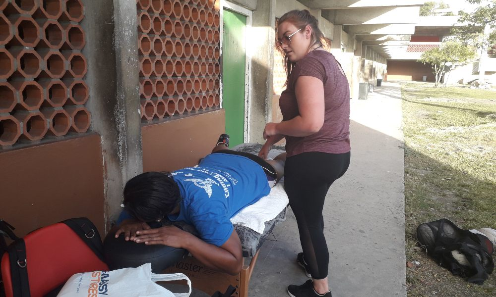 Sports Physiotherapy in St Lucia