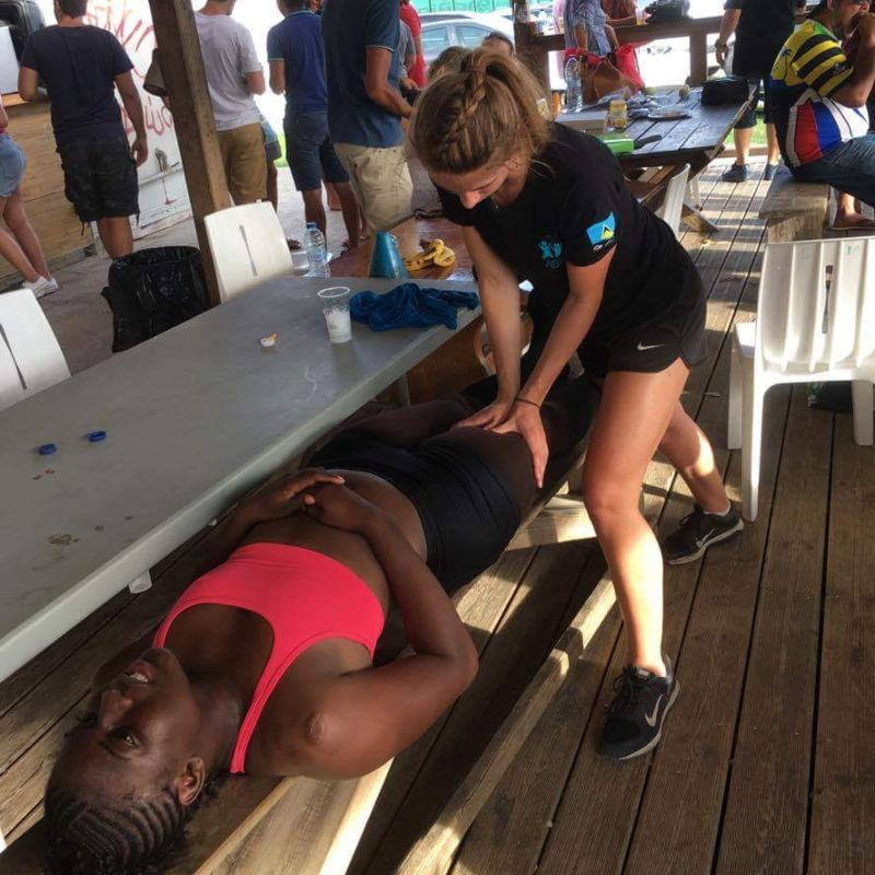 Sports Physiotherapy in the Caribbean