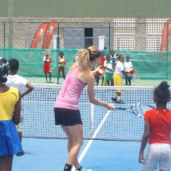 Caribbean Coaching welcomes tennis coaches for the first time