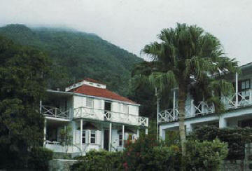 Captain's Quarters Hotel - Saba, NA